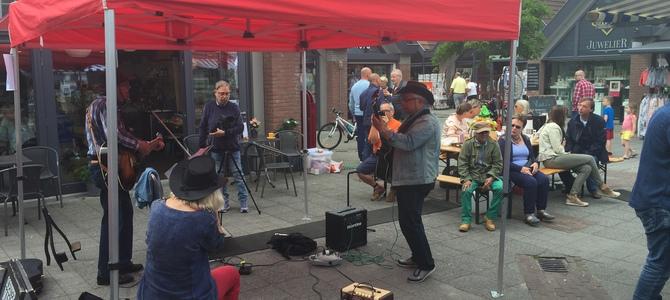 Muziek en eten in Soest zuid