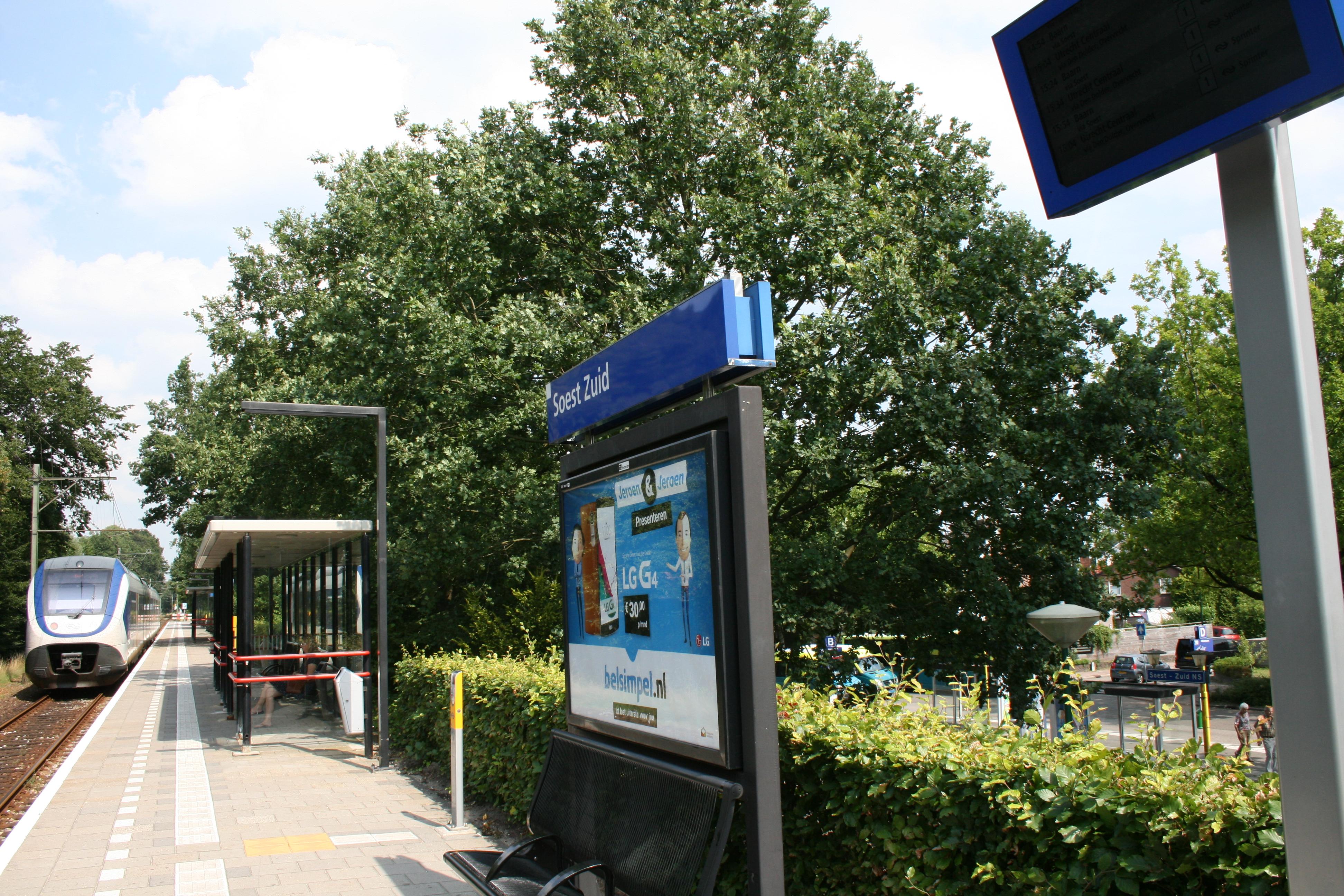 Station SoestZuid